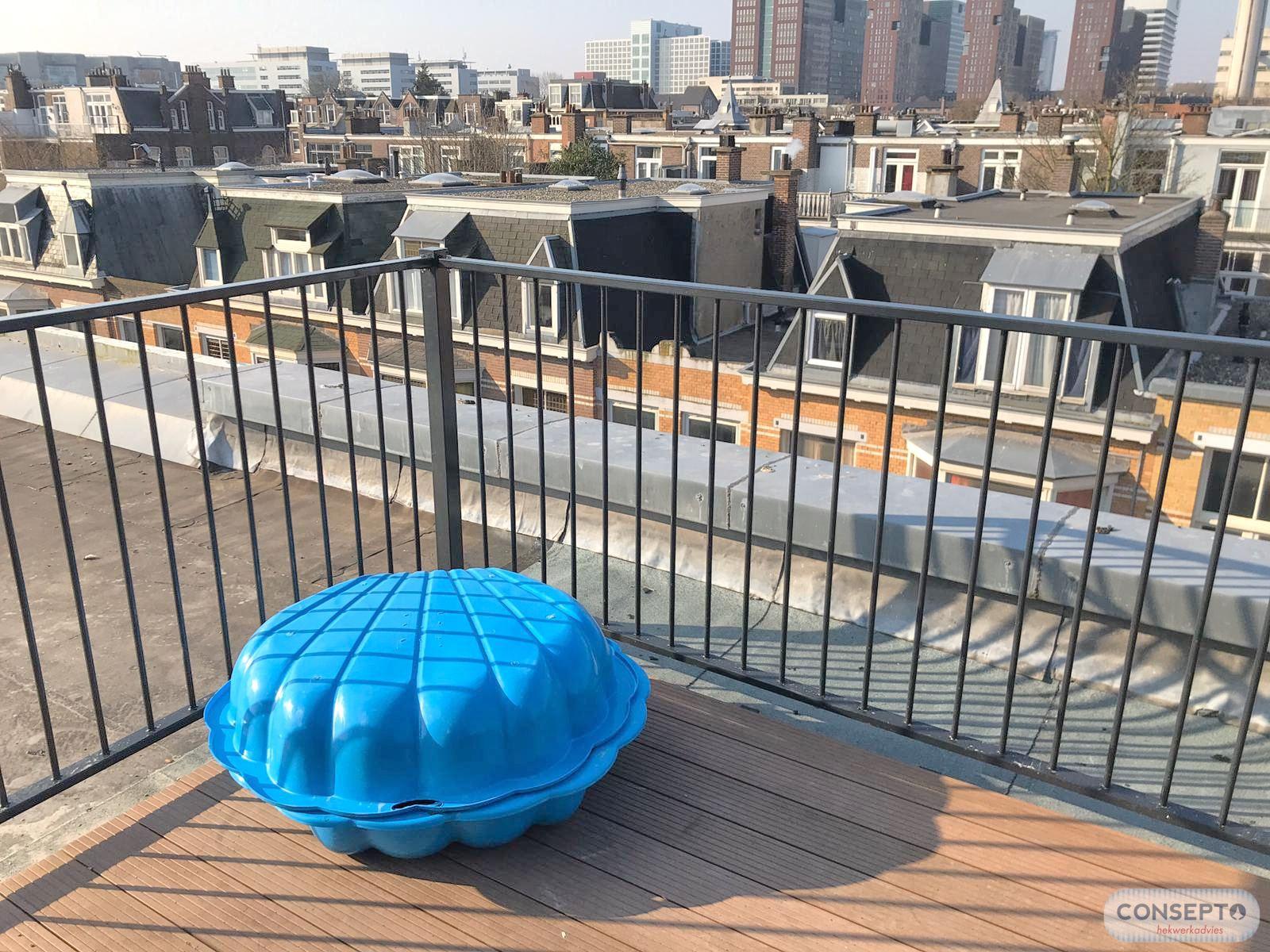 Balkonhekwerk spijlen | Consepto Hekwerk