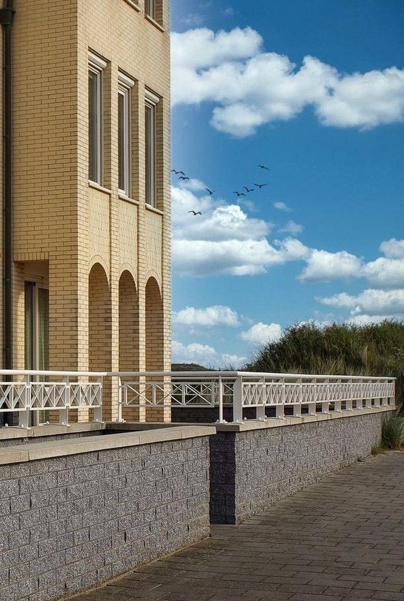 Consepto Hekwerk-Constructiewerk Architectuur Appartement Luxe