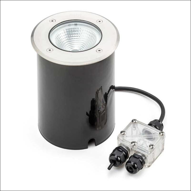 Consepto Hekwerk-Grondspot Lamp poortlamp poortverlichting sokkellamp