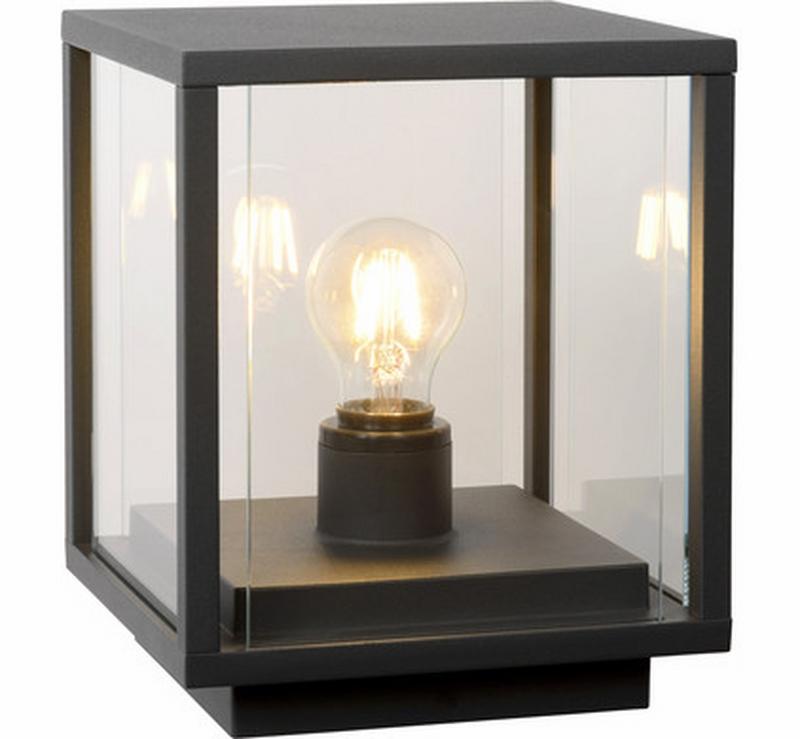 Consepto Hekwerk-Poortlampen verlichting Cube
