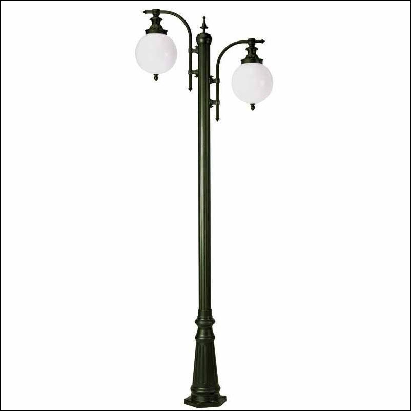 Consepto Hekwerk-Staande Lamp poortlamp poortverlichting